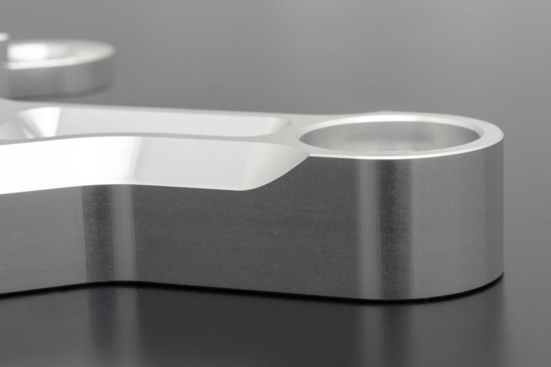 ビレット・ハニカム バックポジションキットType-2 (シャイニングシルバー) Z900RS【在庫数1〜4】
