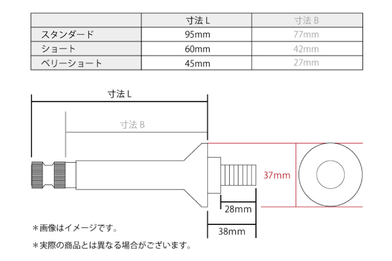 NEW Z2タイプ ウインカーステー/ベリーショート(2本SET)