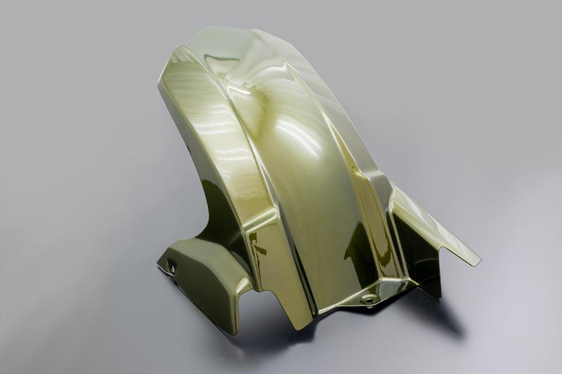 FRPリアフェンダー ver.2 キャンディートーングリーン(タイガー) Z900RS