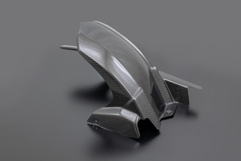 【6月18日入荷予定】カーボンリアフェンダー ver.2 Z900RS