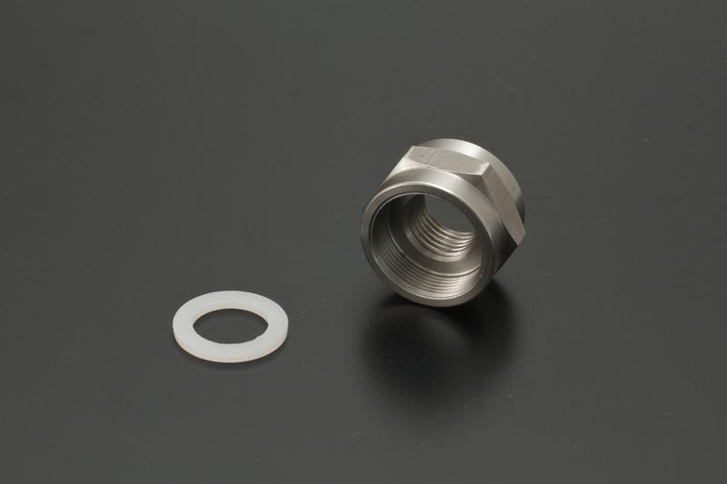 フィッティングアダプター ナットタイプ (ネジ径:22mm・3/8インチ用)