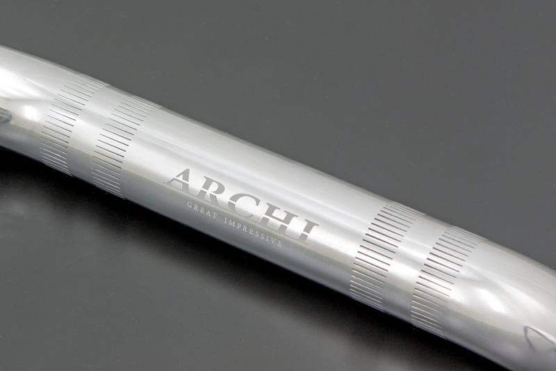 【7月10日入荷予定】ARCHI TOURING アルミハンドルバー ポリッシュ