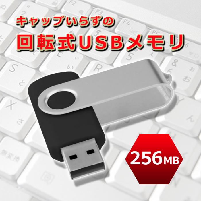 4338 大容量はいらない!とにかく安く!という方へ。激安 USBメモリ WT-UF20L-256MB【ネコポス対応】
