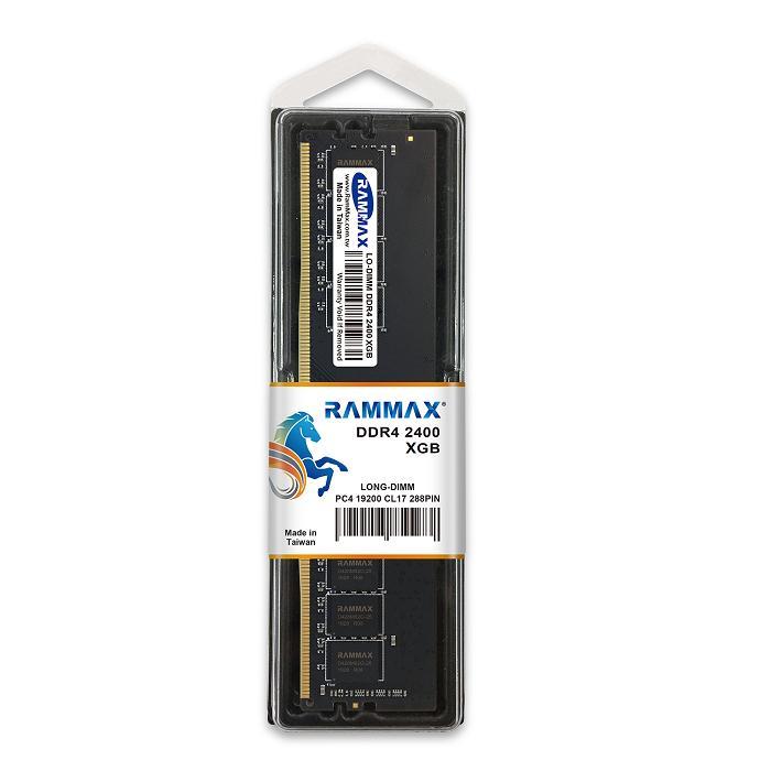 5126 RAMMAX RM-LD2400-8GB DDR4-2400 (PC4-19200) 8GB