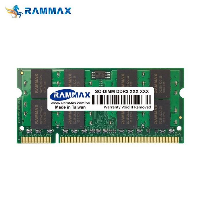 2990 RAMMAX RM-SD667-D4GB (2GB 2枚組) DDR2 667 (PC-5300) 4GB Dual