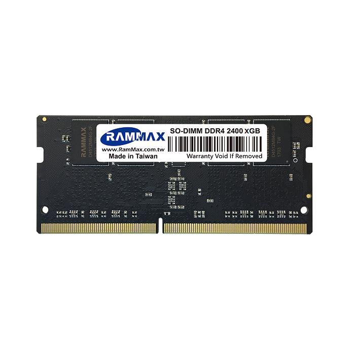 5133 RAMMAX RM-SD2400-D16GB (8GB 2枚組) DDR4-2400 (PC4-19200) 16GB Dual 1.2V対応