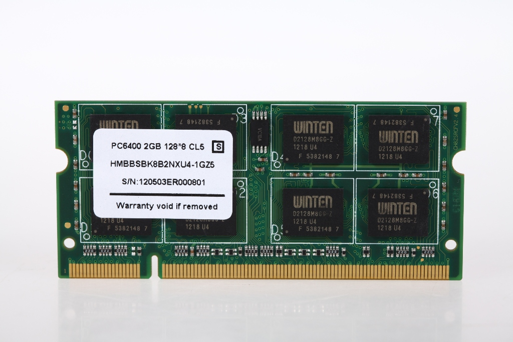 0522 WT-SD800-1GB ノートPC用SODIMM PC2 6400 1GB