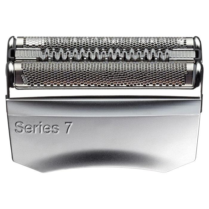 4769ブラウン シリーズ7/プロソニック対応 網刃・内刃一体型カセット 替刃 70S シルバー(日本国内型番:F/C70S-3)BRAUN(海外正規版)【送料無料】