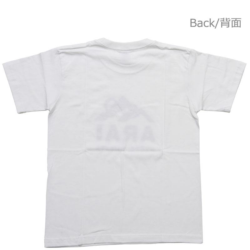【ロッテアライリゾート】ARAI オリジナルTシャツ MountainLogo WT