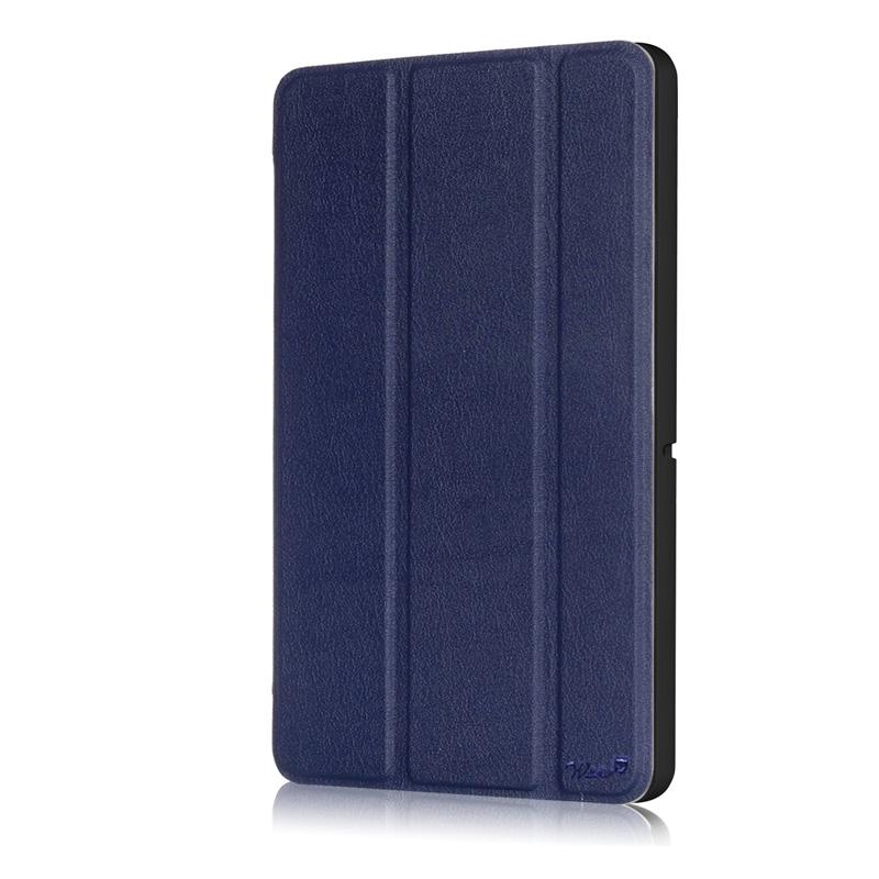 wisers Huawei MediaPad T3 10 AGS-W09 AGS-L09 , ケイ・オプティコム T3K 10 (K-OPT仕様) 9.6インチ  タブレット 専用 超薄型 スリム ケース カバー [2017 年 新型] 全6色 ブラック・ブラウン・ダークブルー・スカイブルー・ピンク・ゴールド