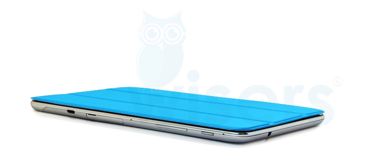 wisers Lenovo IdeaPad Miix2 8 タブレット 専用 超薄型軽量 70g スリムケース (ブルー)