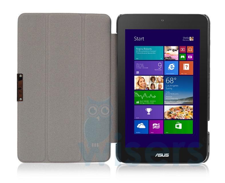 wisers Lenovo IdeaPad Miix2 8 タブレット 専用 超薄型 スリム ケース 全5色 ブラック・スカイブルー・ブラウン・ピンク・ホワイト