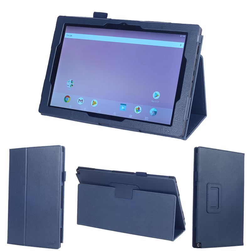 wisers タブレットケース テックウインド TEKWIND CLIDE A10B A10B-A71BK 10.1インチ タブレット 専用 ケース カバー 全2色 ブラック・ダークブルー