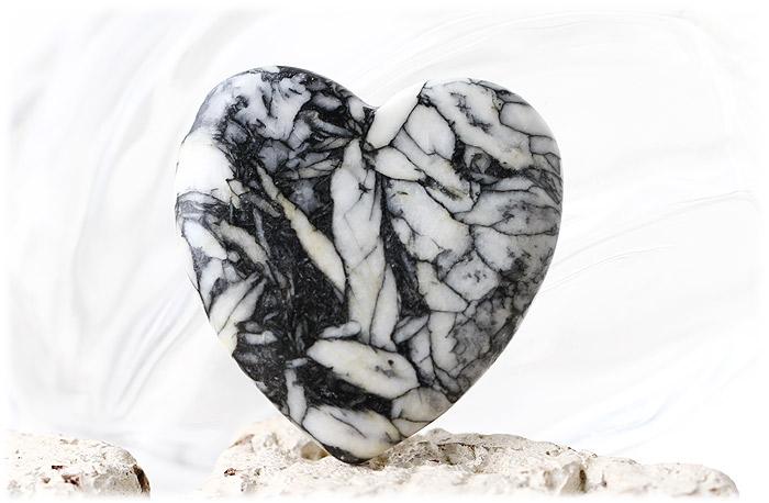 ピノリスハートストーン【石のサイズ35×34×7mm】03