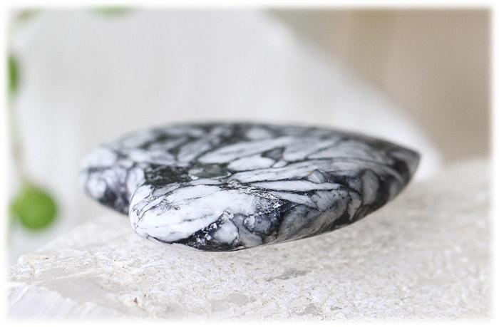 ピノリスハートストーン【石のサイズ34×34×7mm】07