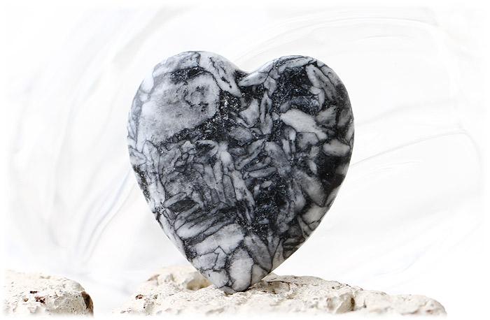 ピノリスハートストーン【石のサイズ35×33×7mm】08