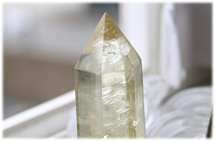 ゴールデンカルサイトポイント【石のサイズ147×57×49mm】02