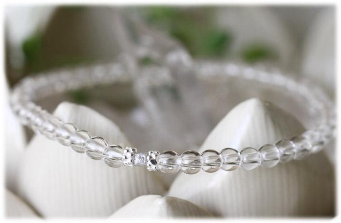 ダイヤモンド&クリスタル ブレスレット 04