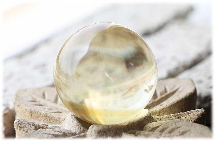 ゴールデンカルサイトスフィア【石のサイズ45mm】01