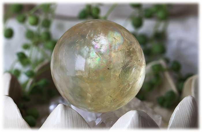 ゴールデンカルサイトスフィア【石のサイズ44mm】03