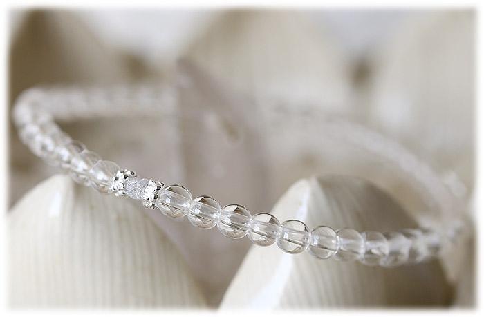 ダイヤモンド&クリスタル ブレスレット 06