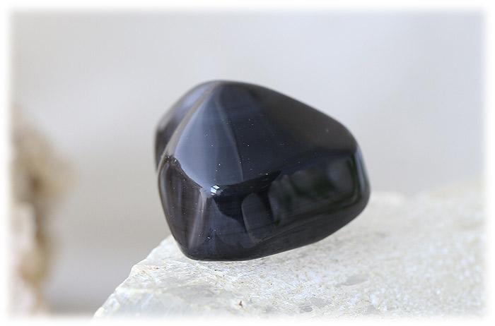 レインボーオブシディアンハートストーン【石のサイズ35×26×20mm】06