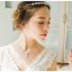 ネックレス & ピアスセット【シルエットが美しいジルコニア*即日出荷可】花嫁,パーティー,演奏会