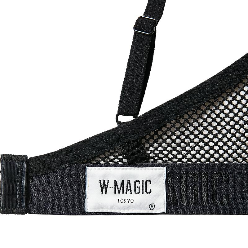 メッシュブラ W-Magic