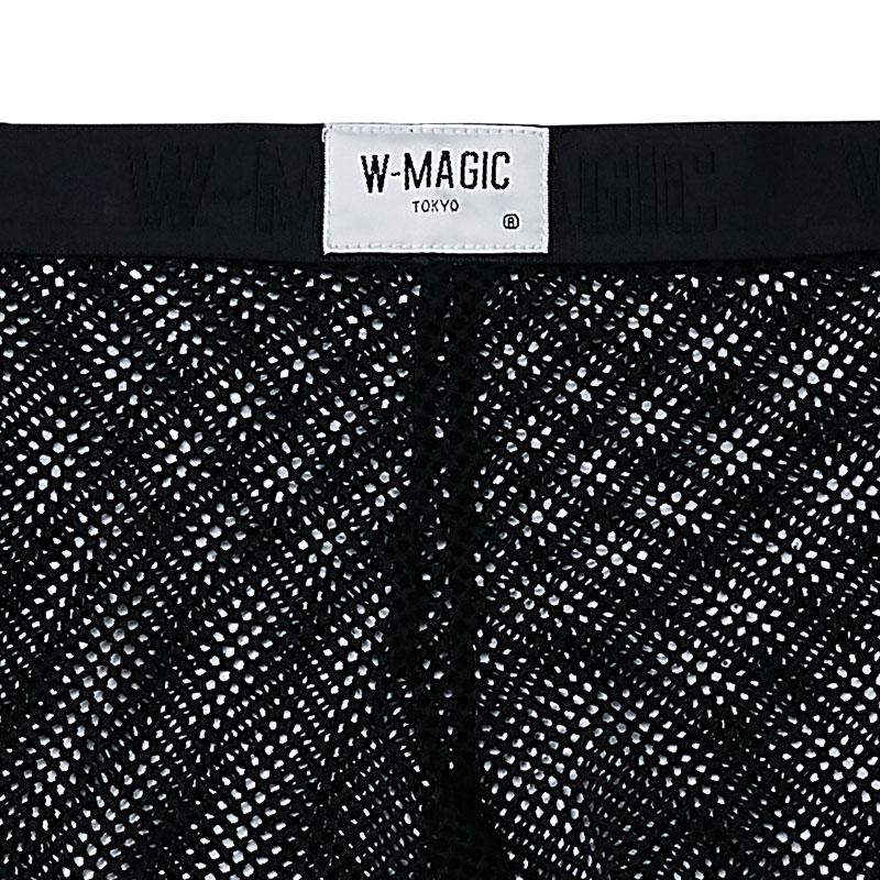 メッシュロングパンツ+ショーツ W-Magic