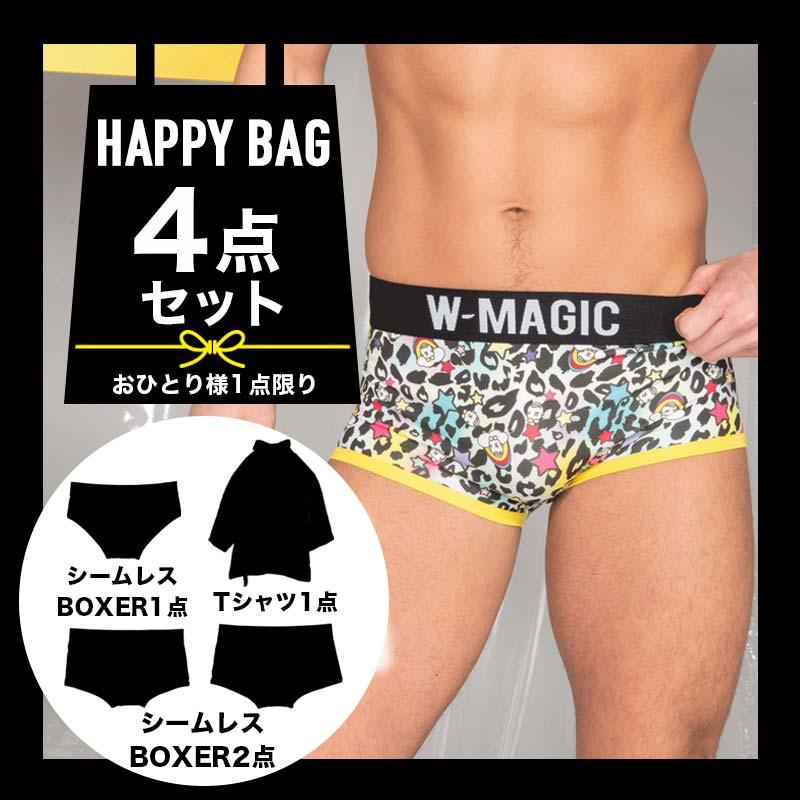 【HAPPY BAG】4点セット
