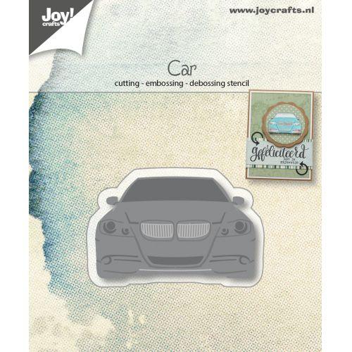 6002-1033/Joy! Crafts/ジョイ・クラフツ/ダイ(抜型)/Modern car モダンカー 車