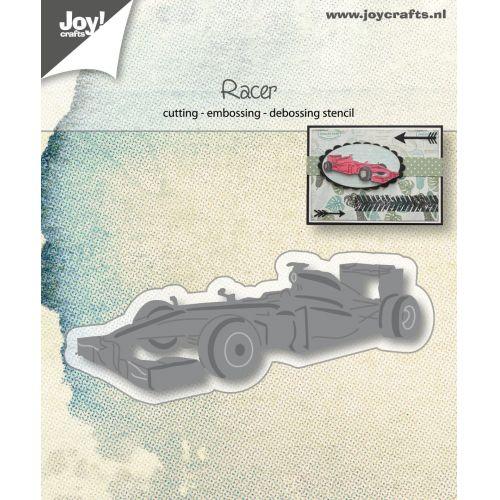 6002-1034/Joy! Crafts/ジョイ・クラフツ/ダイ(抜型)/F1 car 車