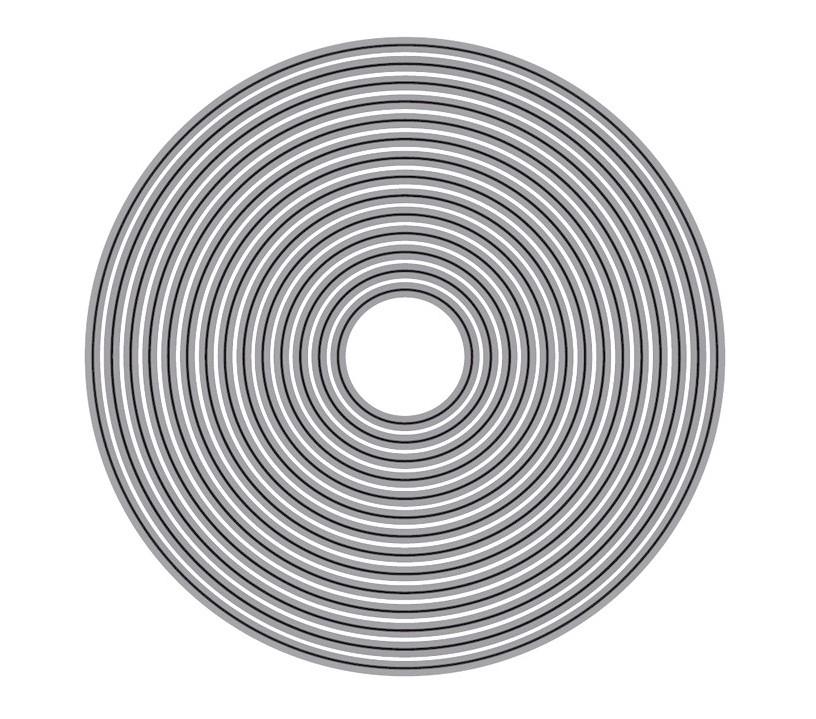 【408】/ワンダーハウス/ダイ(抜型)/ネスティング レイヤー 丸 円 まる