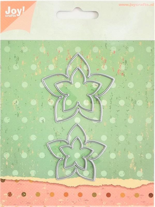 6002-0157/Joy! Crafts/ジョイ・クラフツ/ダイ(抜型)/Flower 2 花