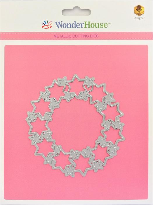 W01-003/WonderHouse/ワンダーハウス/ダイ(抜型)/W01サークルシリーズ 星のサークル