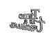 【413】/ワンダーハウス/ダイ(抜型)/Time is tresure とっておきの時間 宝物の時間 テキスト 筆記体 タイトル