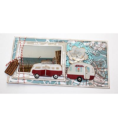 6002-1096/Joy! Crafts/ジョイ・クラフツ/ダイ(抜型)/Transporter トランスポーター 車