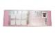 N201-N/WonderHouse/ワンダーハウス/収納ツール/ダイ収納ファイル (ノンカバー金型タイプ用収納シート6枚入り 【メール便不可】