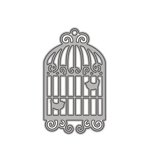 182/WonderHouse/ワンダーハウス/ダイ(抜型)/鳥かご