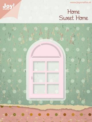 6002-0197/Joy! Crafts/ジョイ・クラフツ/ダイ(抜型)/Window 1 窓