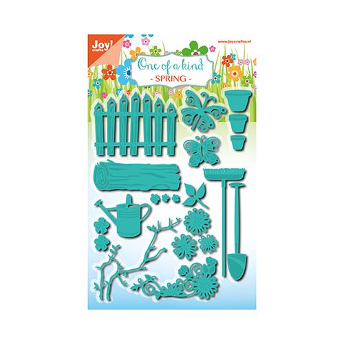 6002-0503/Joy! Crafts/ジョイ・クラフツ/ダイ(抜型)/Garden furniture 春 ガーデン
