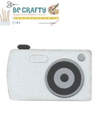 Q2074-KS1010/QuicKutz/クイックカッツ/ダイ(抜型)/2×2 Double Die/camera カメラ