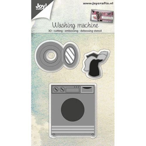 6002-0673/Joy! Crafts/ジョイ・クラフツ/ダイ(抜型)/Washing machine 洗濯機