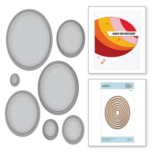 【S4-906】/スペルバインダーズ/ダイ(抜型)/ Ovals 楕円形