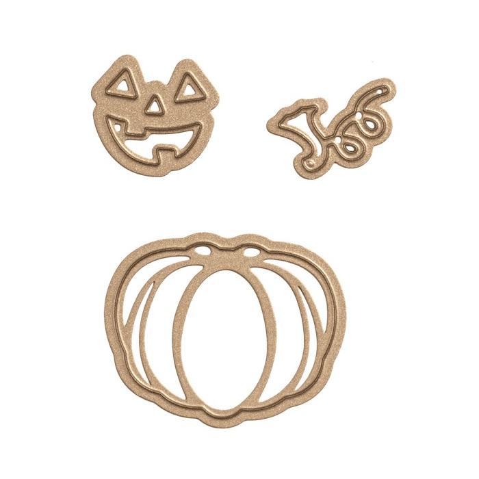 【S1-018】/スペルバインダーズ/ダイ(抜型)/ ハロウィン かぼちゃ カボチャ