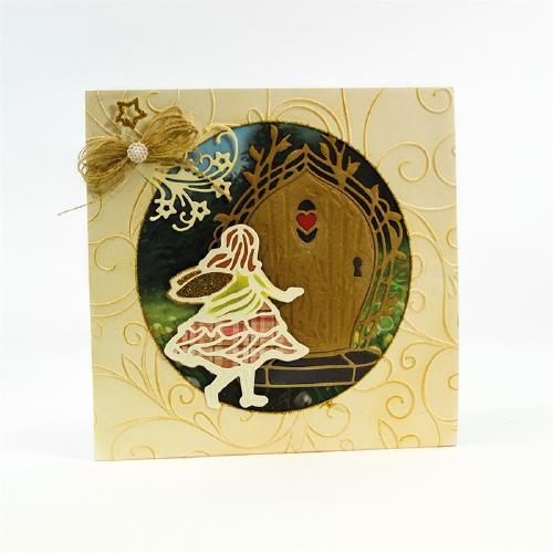 1205E/Tonic Studios/トニック・スタジオ/ダイ(抜型)/Ocean Fairies Reflections 妖精 子供