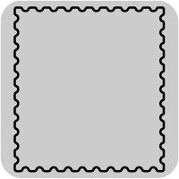 50-124_W1119/WonderHouse/ワンダーハウス/スポンジダイ(抜型)/stamp スタンプ