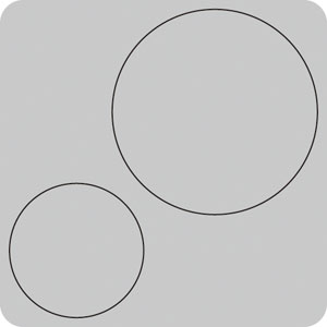 35-218/WonderHouse/ワンダーハウス/スポンジダイ(抜型)/circle 丸