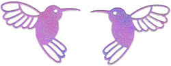 DCN041/ELLENTINA/エレンティーナ/ダイ(抜型)/HUMMINGBIRD ハミングバード ハチドリ