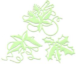 ~~Autumn Campaign~~TSD067/ELLENTINA/エレンティーナ/ダイ(抜型)/ DECORATIONS クリスマス デコレーション